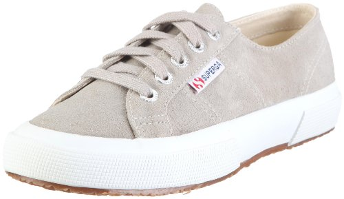 Superga 2750- SUEU S003SR0 Unisex - Erwachsene Fashion Sneakers Grau (Lt  Grey)