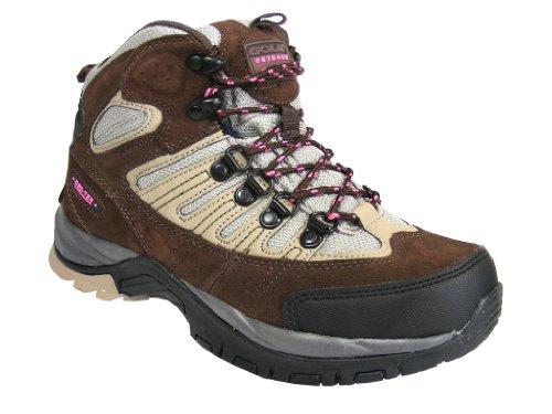 Footwear Studio , Chaussures de trail pour homme Marron - marron