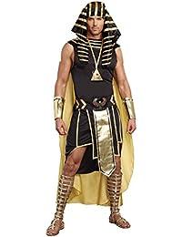 Dreamgirl–Hombres del rey de Egipto King Tut Costume