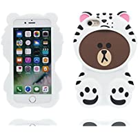 custodia iphone 6 orso