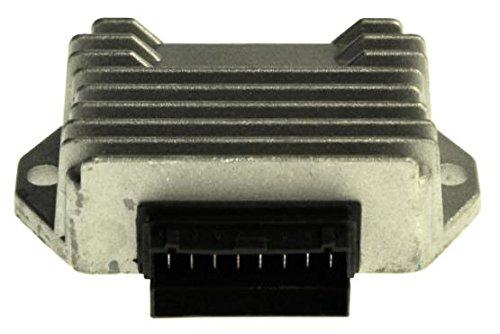Spannungsregler / Gleichrichter für z.B. Aprilia SR 50 LC, Di-Tech, Piaggio APE E2 Bike Power Generator