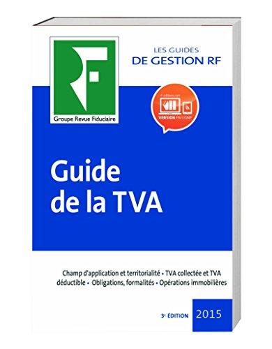 Guide de la TVA 2016-2017