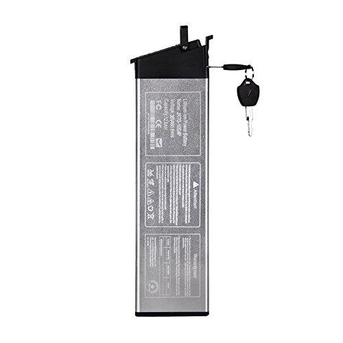 Unbekannt eBike_RICHBIT Ebike Batterie 36V 12.8AH LG Lithium Batterie für RLH-860 Ersatzbatterie