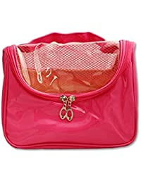 Glive's Transparent Cosmetic Make Up Toiletries Bag Buy 1 Get 1 FREE !!!!
