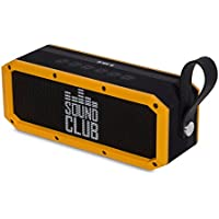 GoClever Sound Club Rugged Wireless Speaker Bluetooth NFC AUX-IN preiswert