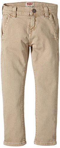 Levi's Kids - Levi'S® Chino Pant, Pantalone da bambini e ragazzi, BEIGE CHINE 61, 14 anni