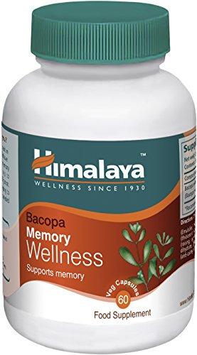 Himalaya Bacopa Memory Wellness