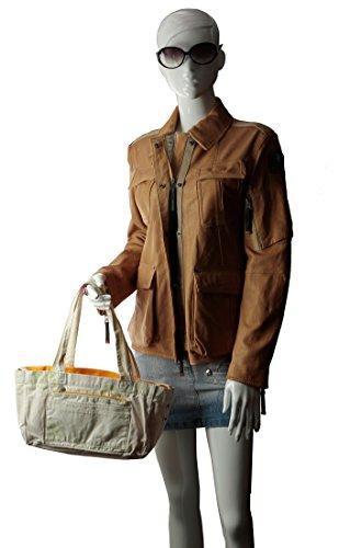 Mandarina Duck Shopping, Borsa tote donna bianco Natural/V2T04984 Natural/V2T04984