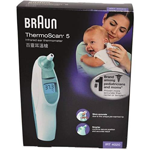 Braun IRT6020 Contact digital Body Thermometer