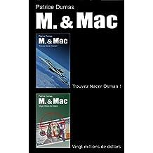M. & Mac, l'intégrale tome 2: Trouvez Nacer Osman ! Vingt millions de dollars (French Edition)