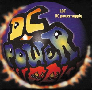 DC Power Supply (Arc Supply Power)