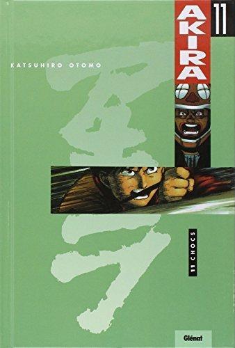 Akira - Couleur Vol.11 de OTOMO Katsuhiro ( 13 octobre 1992 )