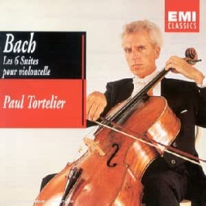 Bach: Cello Suites [1960 Recording]