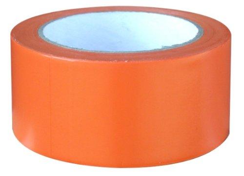 RUBAN ADH.ISOLANT ORANG.PVC 50MM