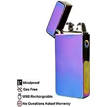 Accendino Elettrico a Doppio Arco USB -The