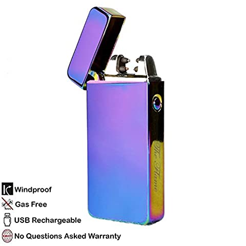 Electric Lighter Double Arc -The Flame- Electronic