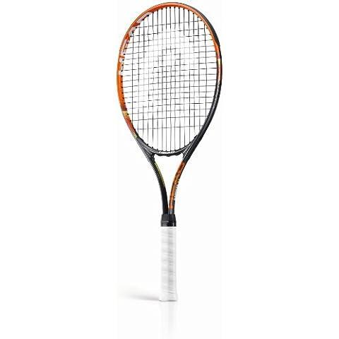 Head Radical 27 - Raqueta de tenis gris Grey/Orange Talla:Grip 1