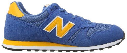 New Balance M373 M373LGB, Baskets Mode Homme Bleu