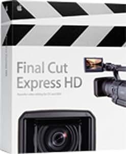 Final Cut Express HD Upgrade