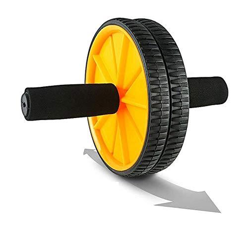 Olydmsky Wheel Bauchtrainer ABS-Rad gesunden Bauch Rad Kleiner Bauch Trainer Home-Fitness-Geräte