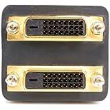 StarTech.com DVISPL1DD 1ft DVI to 2X DVI Video Splitter Cable