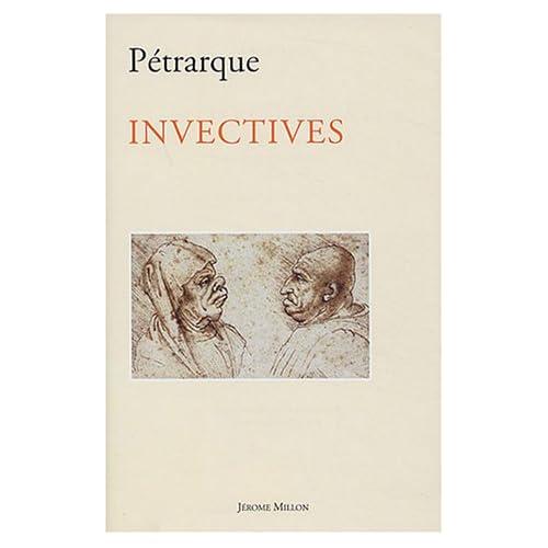 Invectives (édition bilingue latin-français)