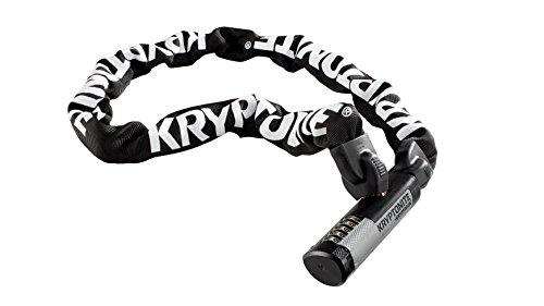 Kryptonite KryptoLok 912 Combo I.C. (120cm) Fahrradschloss, Black, 120 cm