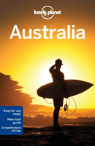 Lonely Planet Australia (Travel Guide) by Lonely Planet (2013-11-01)