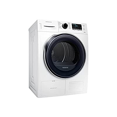 Samsung DV80K6010CW/EU A++ 8kg 3 Temps Condenser Tumble Dryer with Timer in White from Samsung