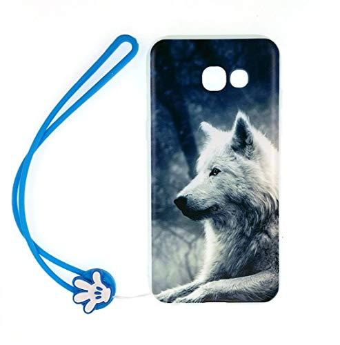 Schutzhülle für Samsung SM-A520s SM-A520F Galaxy A5 2017 Hülle TPU Soft  Cover LANG