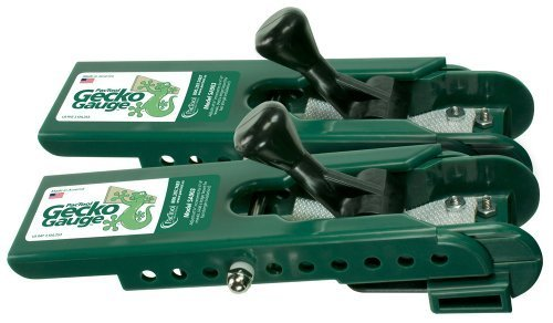 PacTool International SA903 2-Piece Gecko Gauge Hardi Board Siding Gauges by PacTool International
