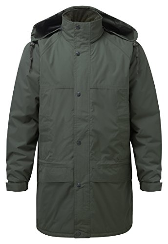 Fortress 215GN-L Large Stornoway Waterproof Jacket - Green