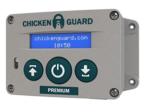 ChickenGuard Premium Automatischer Türöffner für den Hühnerstall - 3
