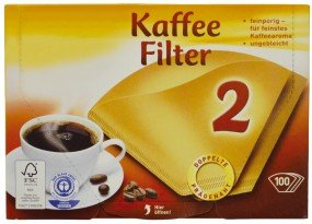 Kaffeefilter 100ST naturbraun thumbnail