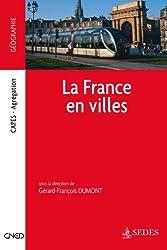 La France en villes - CAPES - Agrégation