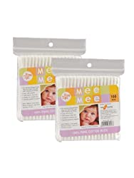 Mee Mee Baby Cotton Buds MM-1434 Pack Of 2