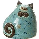 Blaugrün Fat Cat