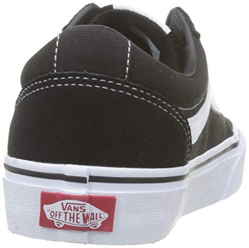 Zoom IMG-2 vans ward suede canvas scarpe