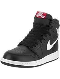 huge selection of 8a22b 6d024 Nike Air Jordan 1 Retro High OG BG Chaussures de Basketball Homme