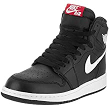 super popular 97525 a9fad Nike Air Jordan 1 Retro High OG Bg, Zapatillas de Baloncesto para Hombre