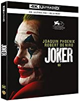 Joker - 4K Ultra HD + Blu-Ray