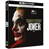 Joker - 4K Ultra HD + Blu-Ray