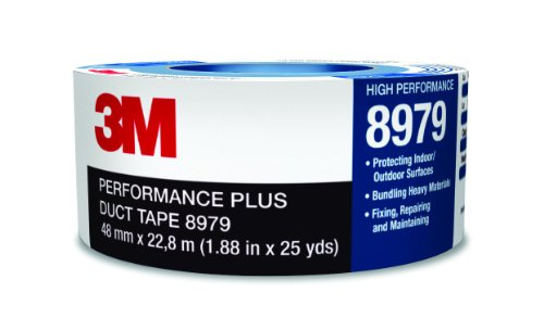 3M Premium GewebeKlebeband 8979, 48 mm x 22, 8 m, blau
