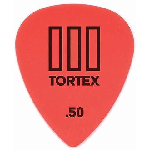 Jim Dunlop 462r50Plettro tiii .50calibro Plettri per chitarra, 72Fili