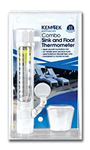 kem-tek Spüle oder Float Pool & Spa Thermometer