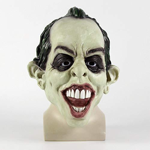 Kinder Deluxe Lion Maske - Maske Deluxe Terror Ein Ghost Chasing