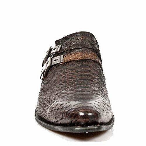New Rock VIP Braun Schuhe M.2246-S32 Brown