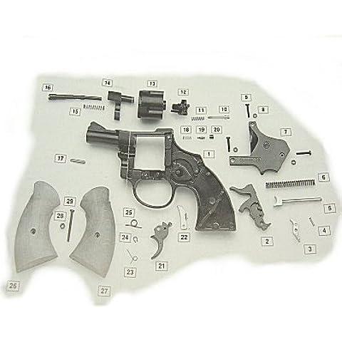 Ricambi in kit per revolver a salve Olympic Bruni calibro 380 -
