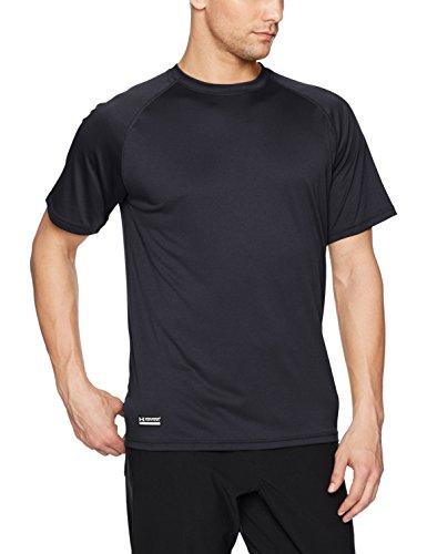 Under Armour Tactical T-Shirt Tech Tee Loose Heat Gear, Schwarz, XL, UA1005684S (Loose-fit Tech-tees Heatgear)