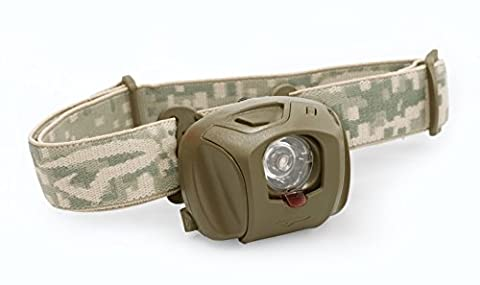 Princeton Tec EOS Tactical MPLS LED Headlamp (60 Lumens, Olive